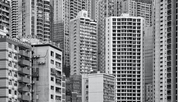 Urban jungle.  mdalmul/Flickr, CC BY