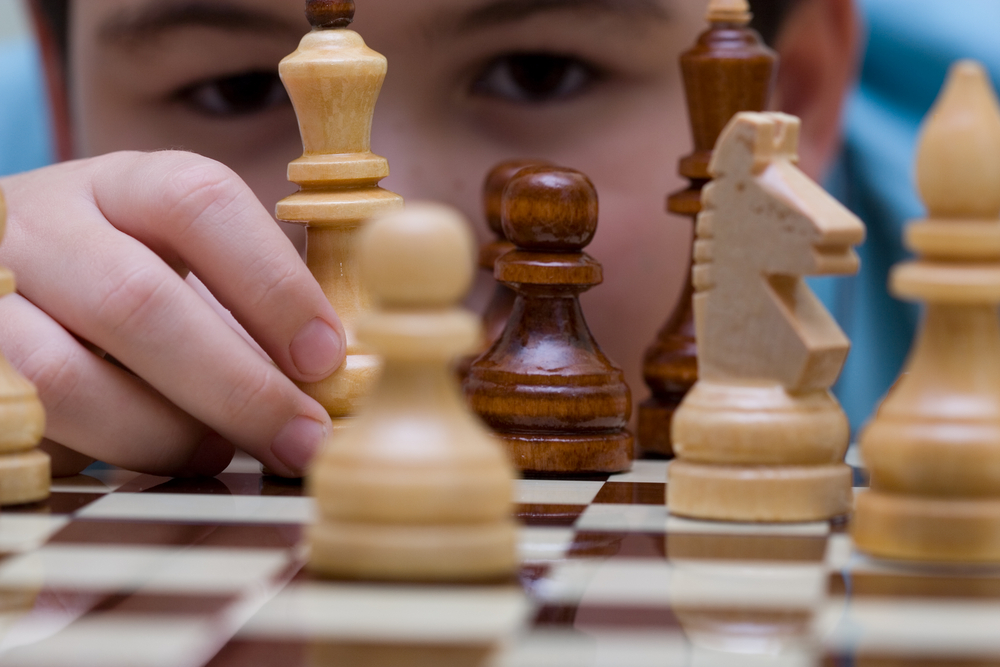 Negotiations are a Game of Chess, Not Checkers | PerezBox