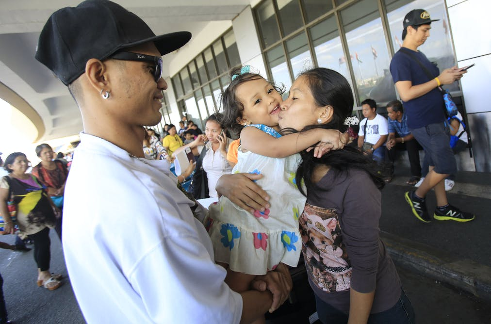 broken marriages among overseas filipino workers Kuwait condemns ban on filipino workers they are among over officials added they were eyeing china and russia as alternative markets for overseas workers.