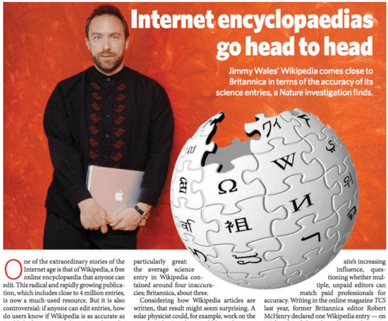 Après 16 ans d'épopée intellectuelle, quel futur pour l'encyclopédie libre ?