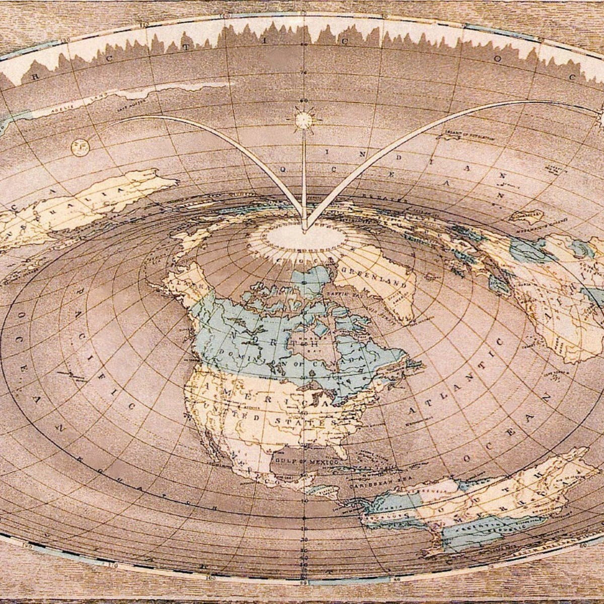 Flat wrong: the misunderstood history of flat Earth theories on earth map asia, photographs of europe, earth map australia, earth u.s. map, art of europe, earth map region, road maps of europe, earth map usa, earth map new zealand, earth map america, travel maps of europe, earth map united states,