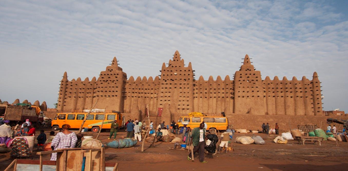 Mali Arts And Crafts
