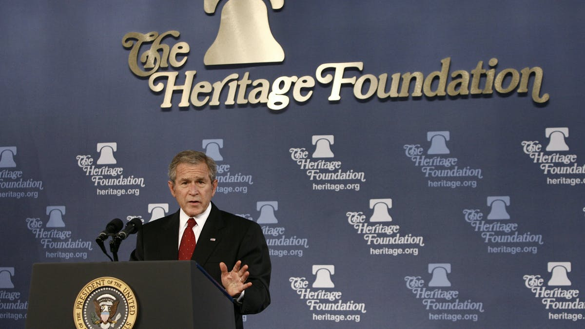 Explainer: what are the Heritage Foundation and the Alliance Defending Freedom?