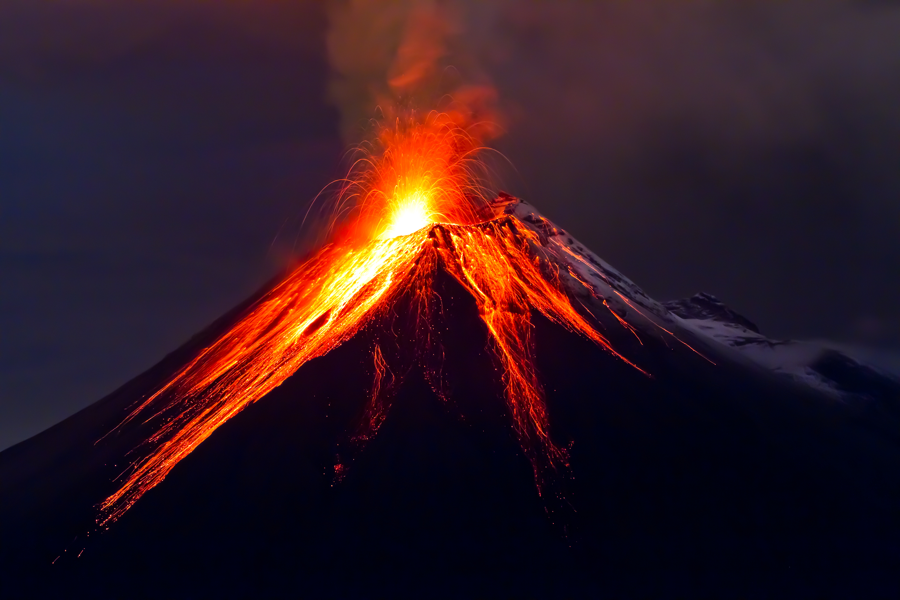About Volcanoes