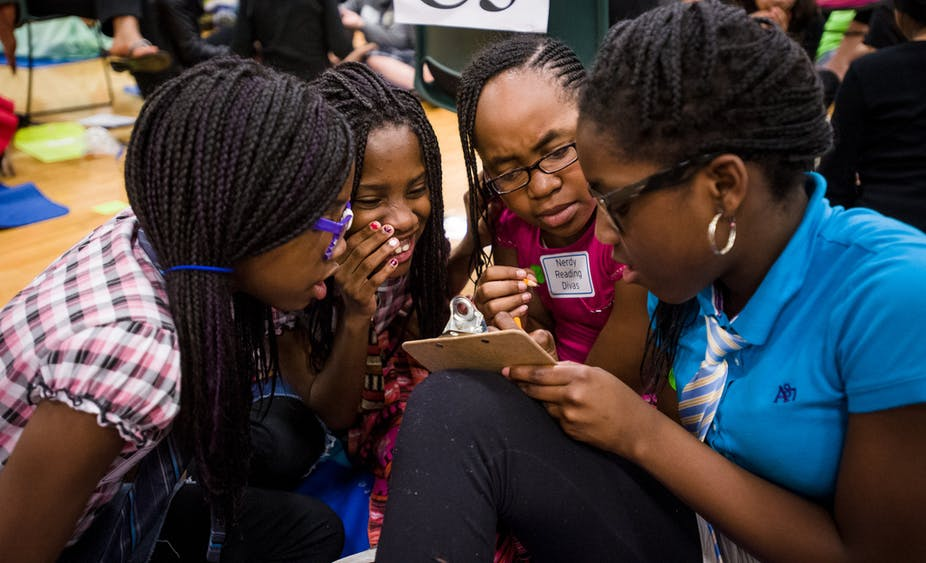 Want To Make Gifted Education More >> Why Do Fewer Black Students Get Identified As Gifted
