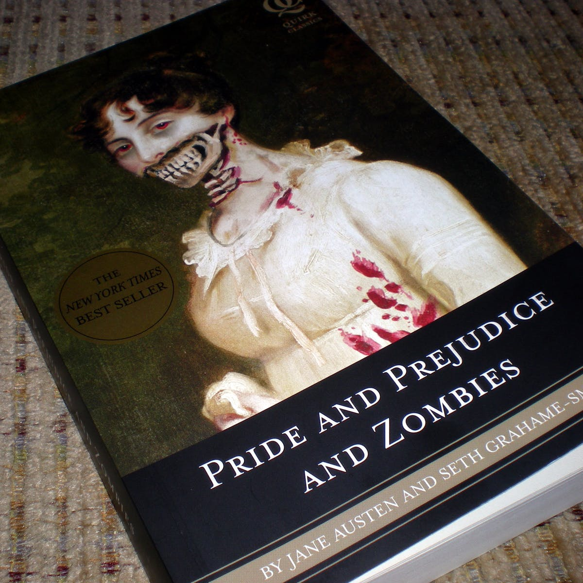 Pride and Prejudice and Zombies: it's the Jane Austen horror