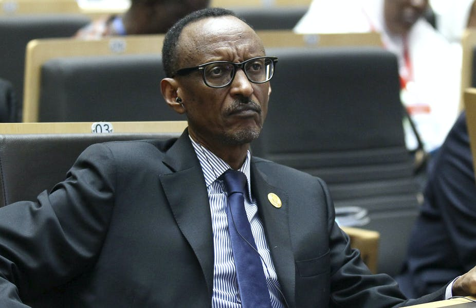 Rwanda's Achilles' heel: there is no back-up plan to Kagame
