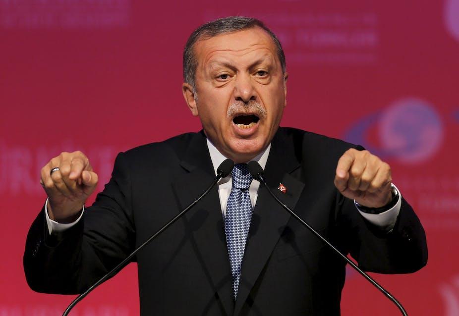 Academic freedom is under threat in Turkey. Umit Bektas/Reuters