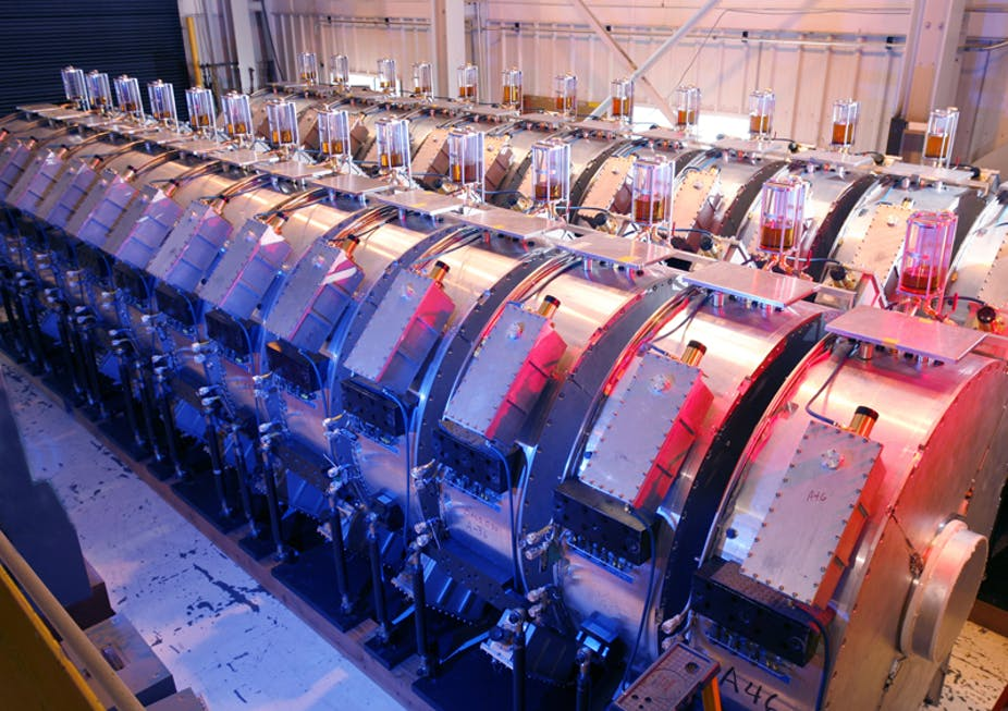 five ways particle accelerators have changed the world (without a higgs  boson in sight)