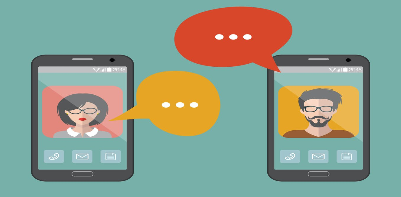 How to open conversations on dating apps