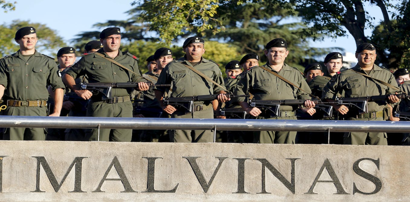 Can Falkland Islanders Vote In Uk Elections