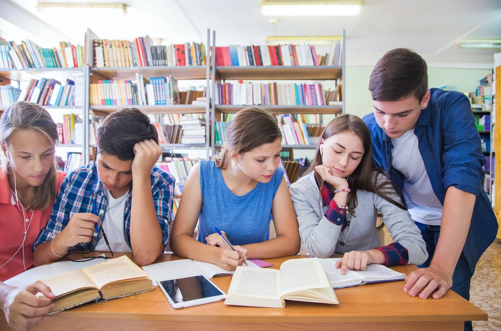 The Safe Schools Coalition aims to help students deal with a broad range of  sexual identities. Shutterstock