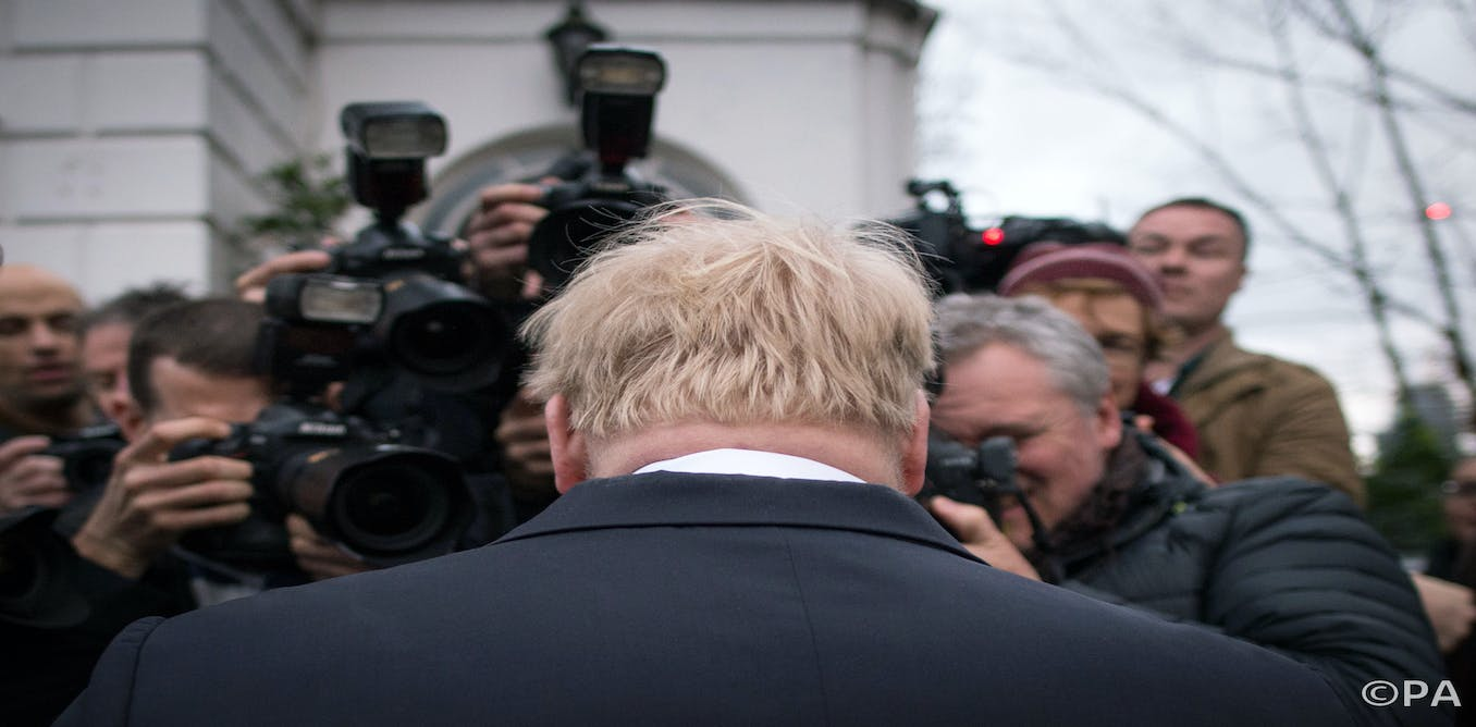 Boris Johnson Australia Visit