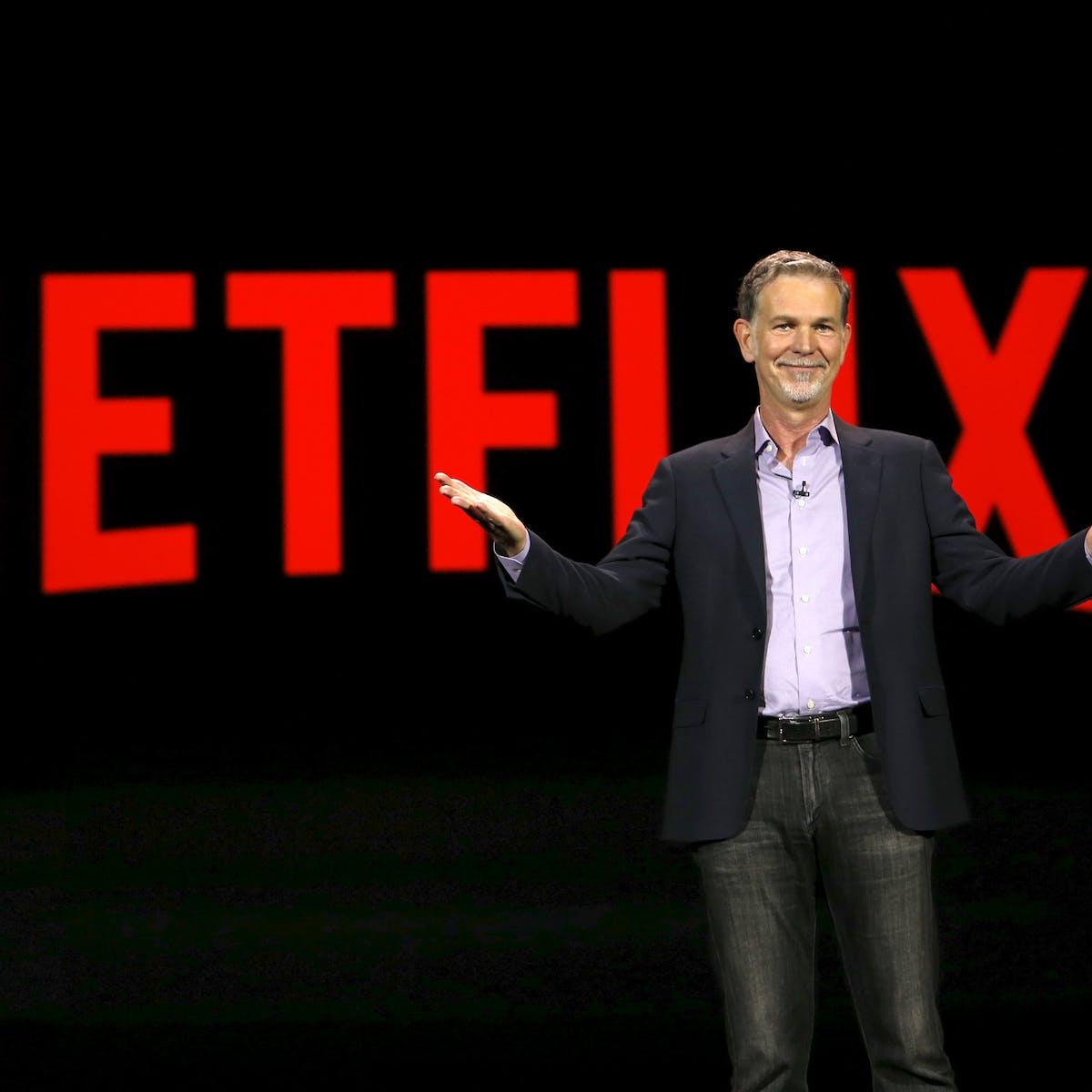 How Netflix And Original Series Tv Are Rescripting The