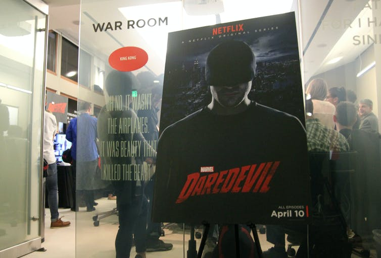 How Netflix and \'original\' series TV are rescripting the business of ...
