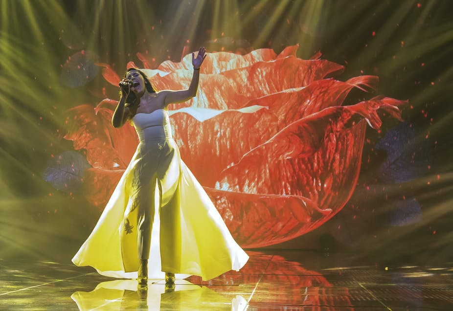 The History Behind Ukraine Eurovision Song About Stalins