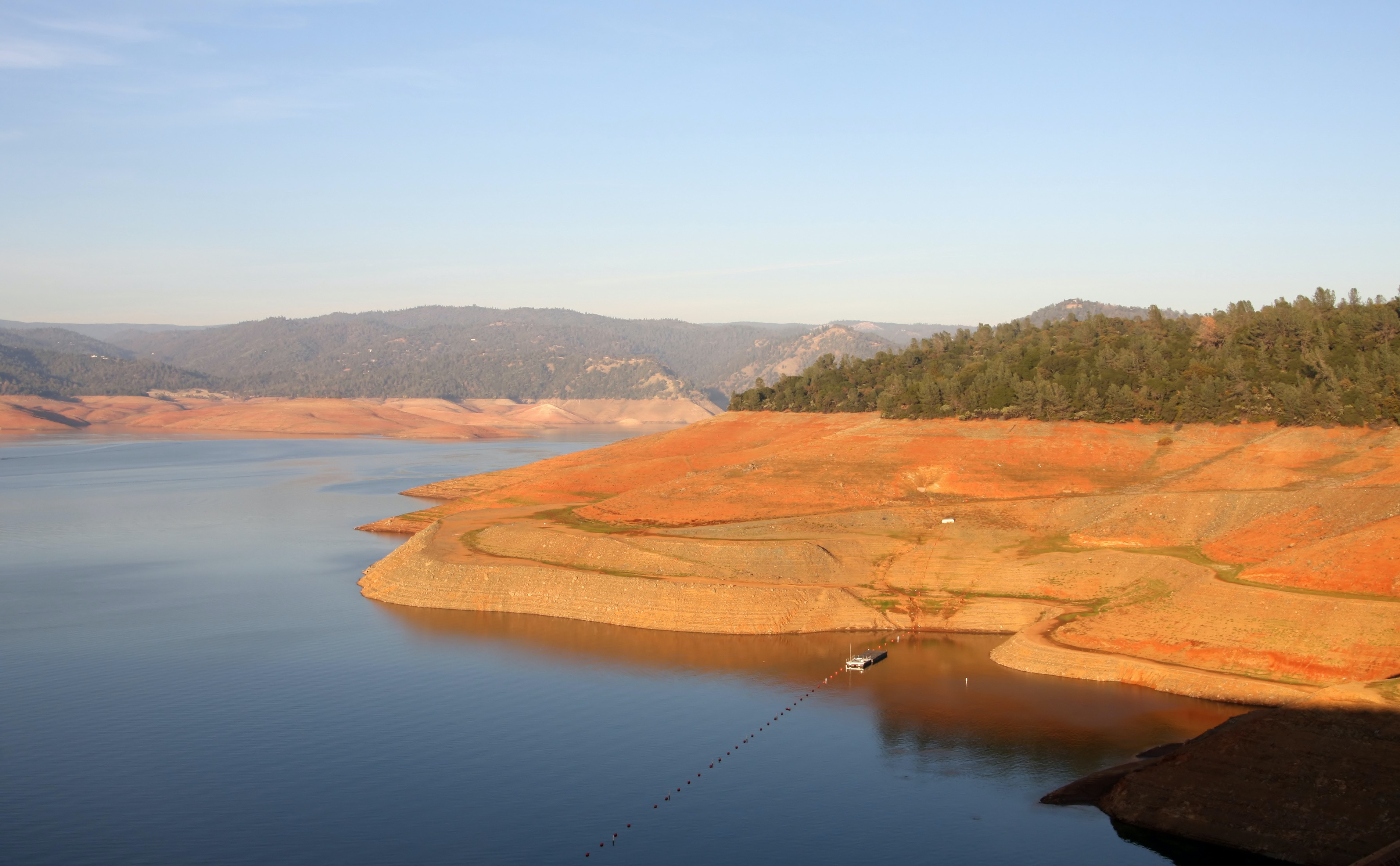 Dams, Drought and Energy-Water Interdependencies