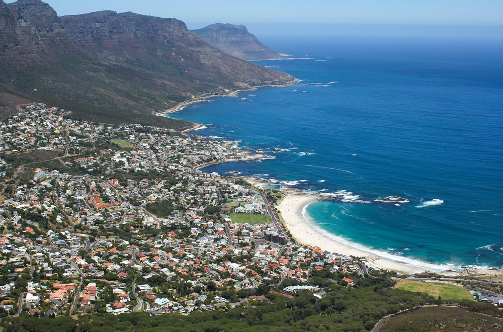 South Africas Oceans Offer Numerous Economic Opportunities If Ocean Acidification Is Dealt With Properly Shutterstock