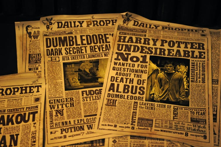 How JK Rowling uses the social web to keep the magic of