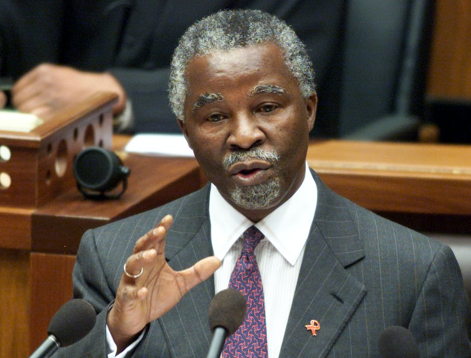 How Mbeki's character and his AIDS denialism are ...
