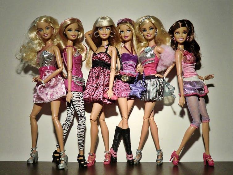 Teen barbie nude talk — 4
