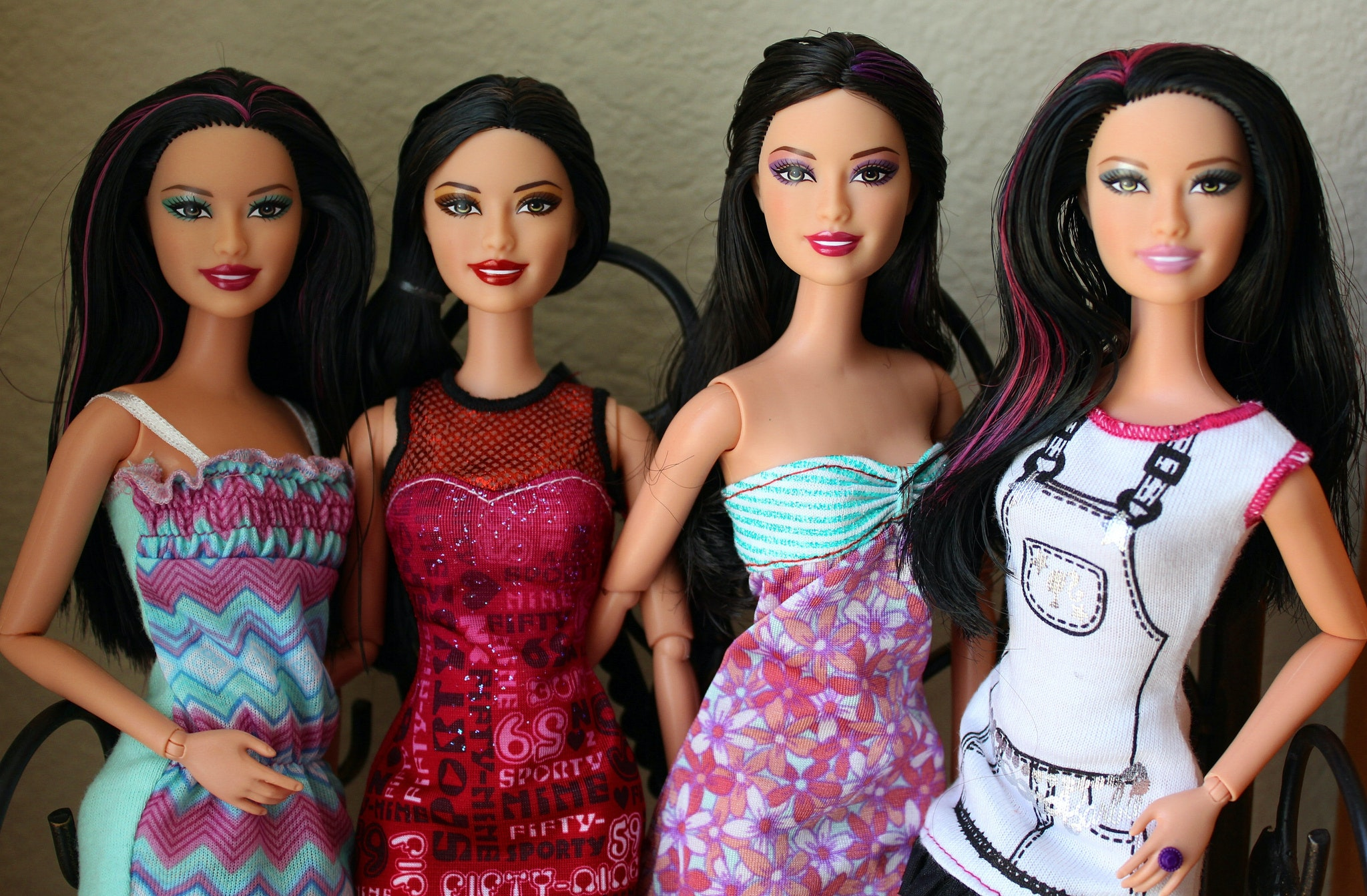 Why the curvy new Barbie is good news for your little girl