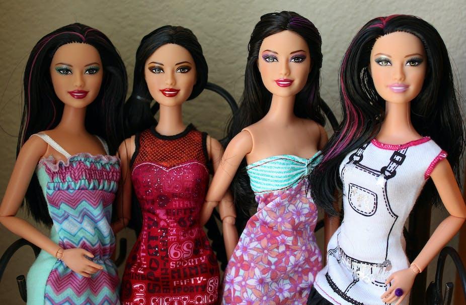 describe barbie