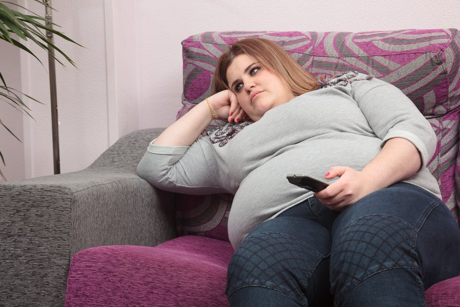 Why are so many overweight girls online dating