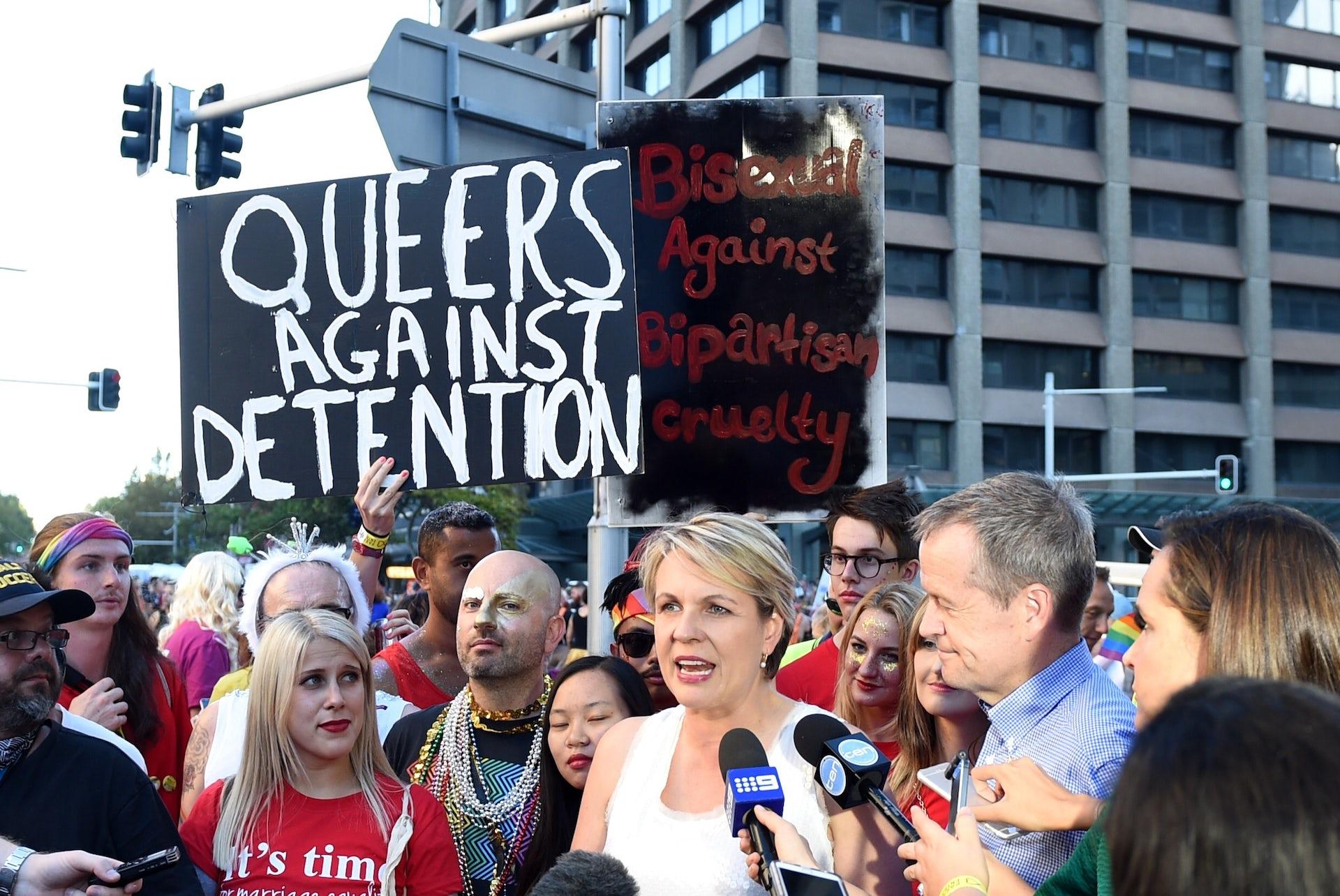 Homosexual refugees australia