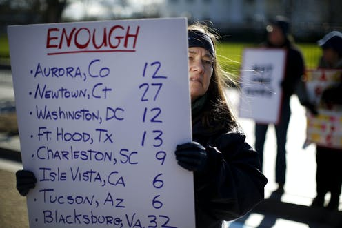 135e3ce6a7 Gun control in America by the right (and wrong) numbers