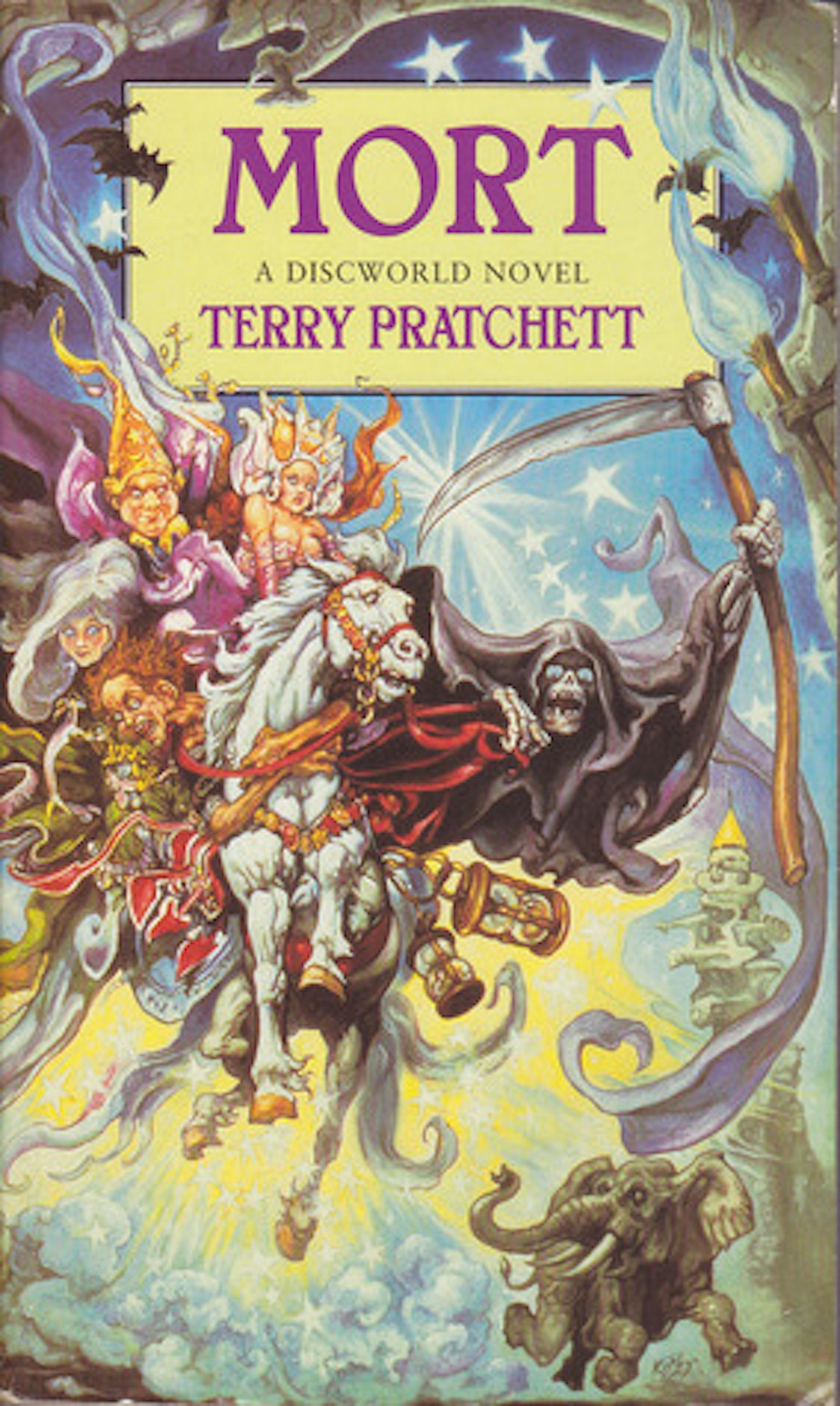A beginner's guide to Terry Pratchett's Discworld