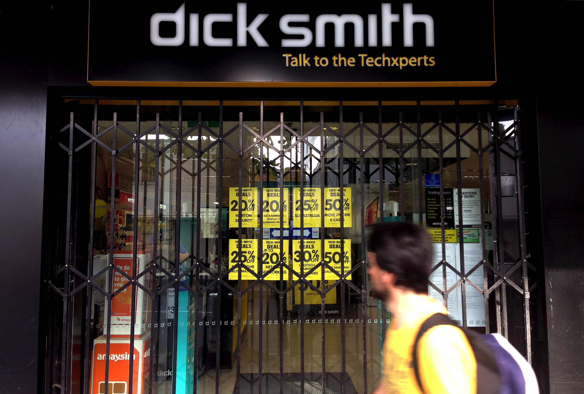 Du lphone dick smith electronics