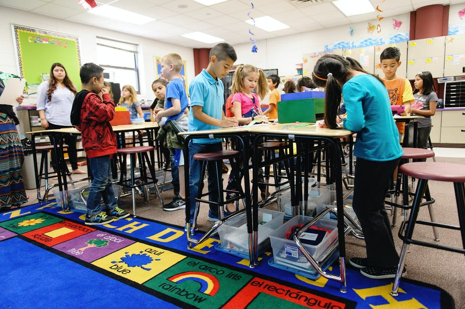 Strange Letting Kids Stand More In The Classroom Could Help Them Learn Download Free Architecture Designs Intelgarnamadebymaigaardcom