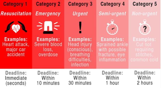 triage nursing