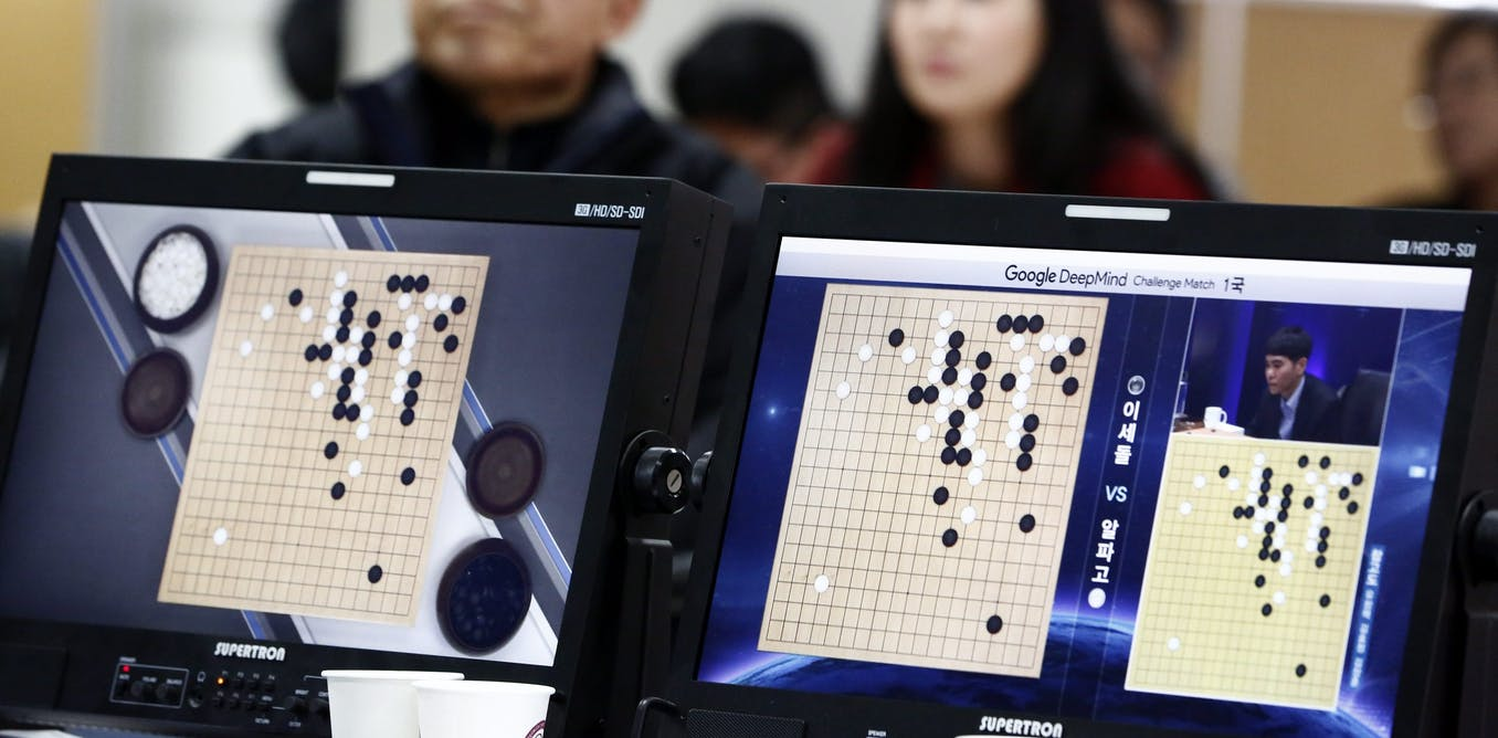 Google's Go victory shows AI thinking can be unpredictable