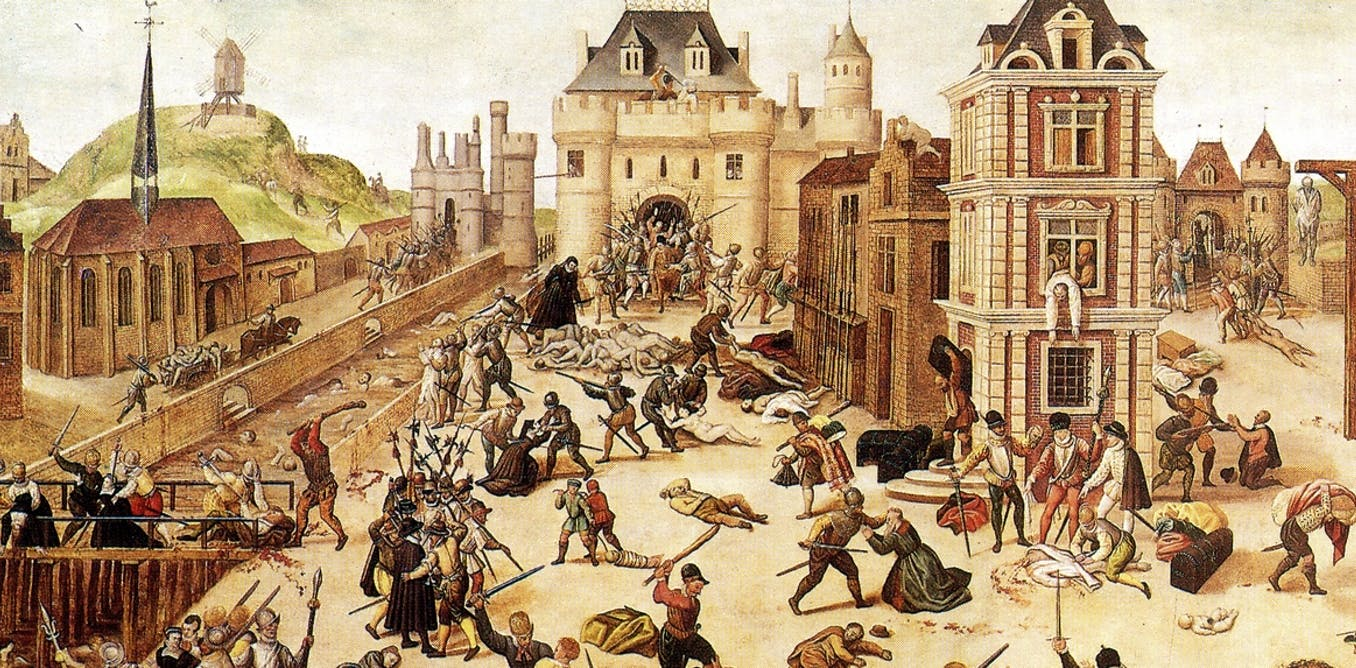 Refugees and riots in Shakespeare's England