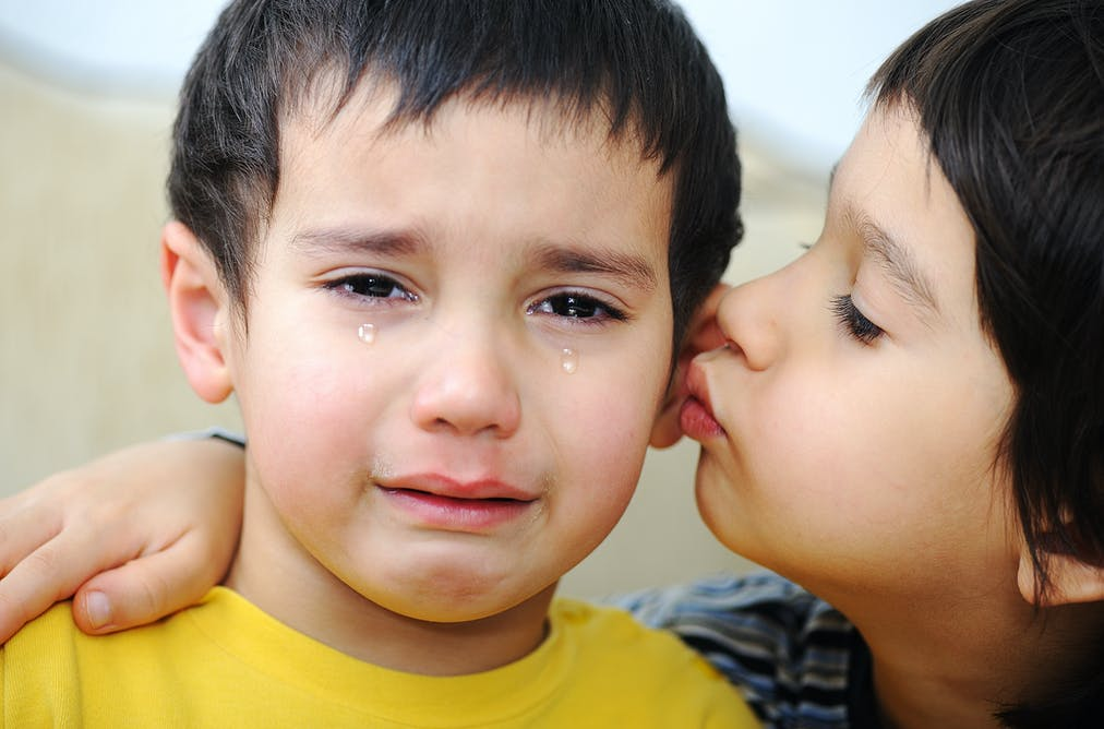 How do children learn empathy? - The Conversation