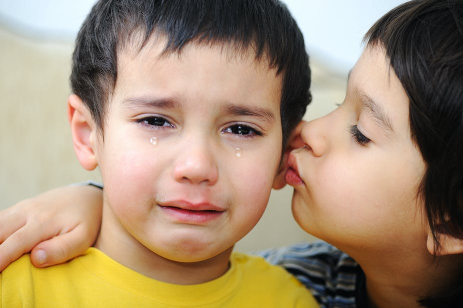 Child Psychiatrists If Kids Are Feeling >> How Do Children Learn Empathy
