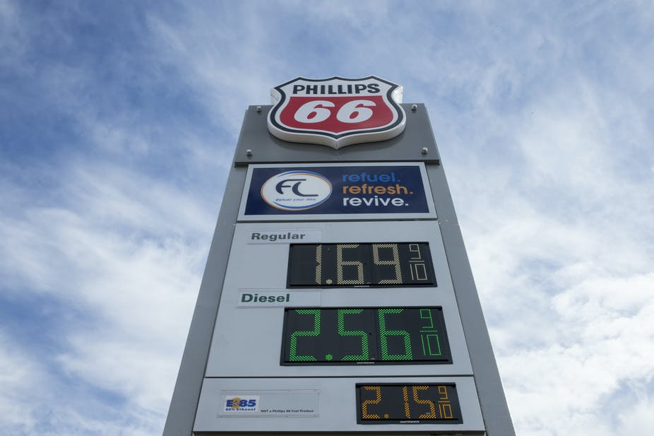 Low Gas Prices >> Cheap Gas Could Delay America S Efficiency Targets For Cars