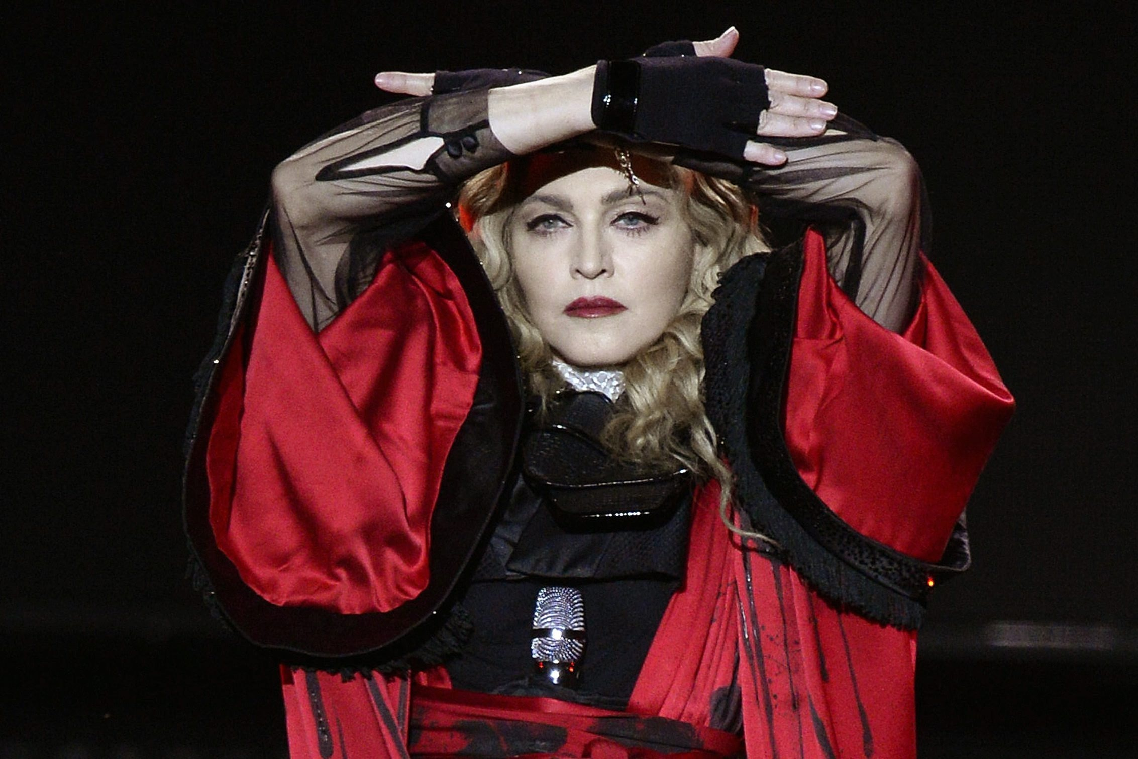 """madonna and feminism essays Madonna as a feminist essay sample introduction the name """"madonna"""" will always elicit recognition and recall from virtually any person in any part of the world."""