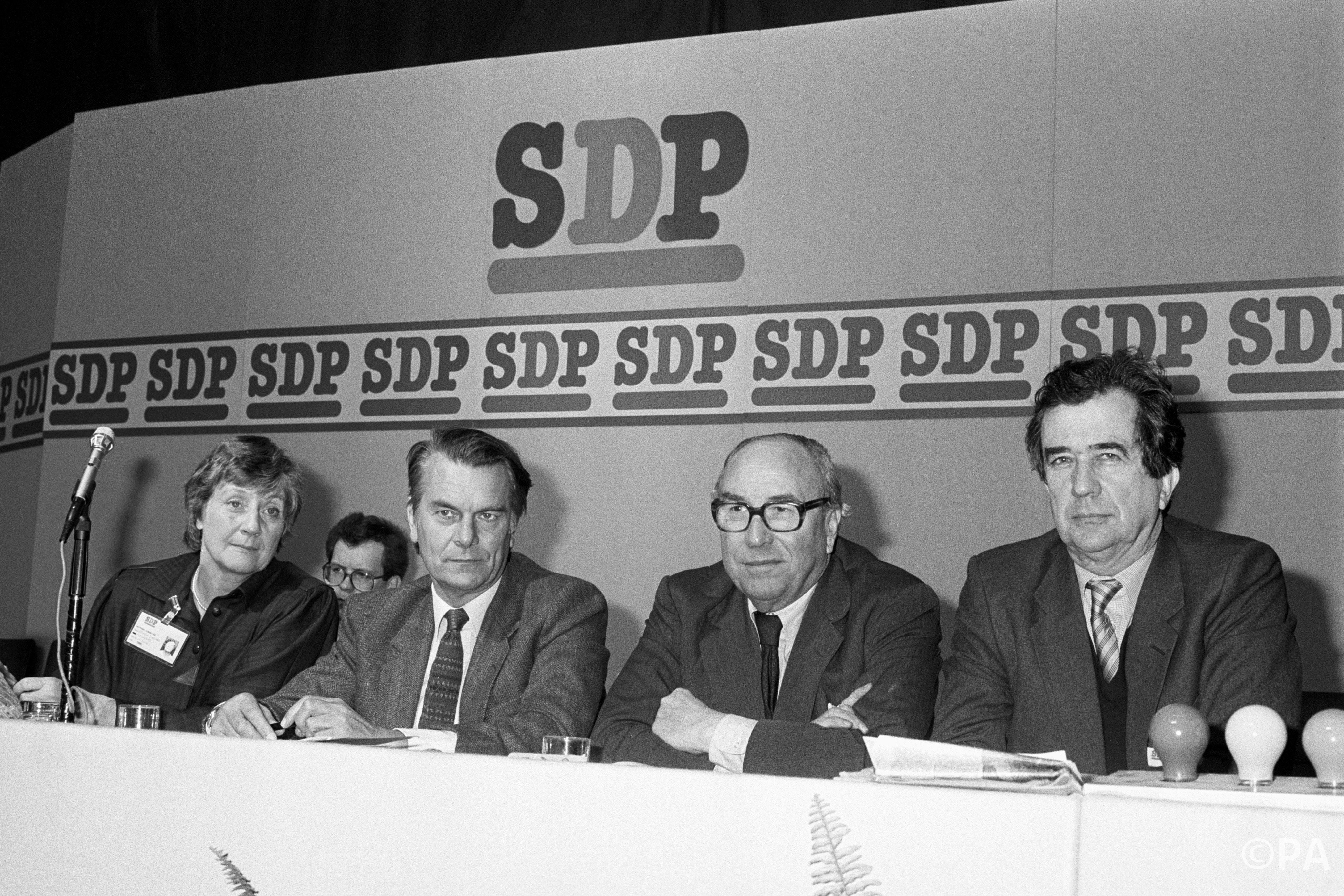 Today in history… genesis of a new political party