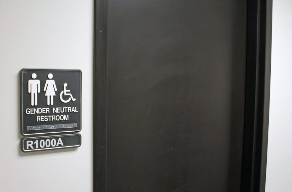 What's the fuss over gender-neutral bathrooms? Jeffrey Beall