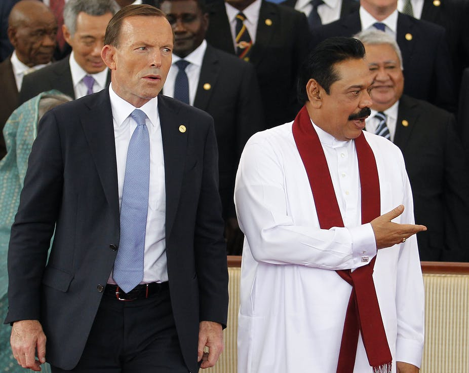 tony abbott s open contempt for international human rights law abbott and gross human rights abuses by sri lanka