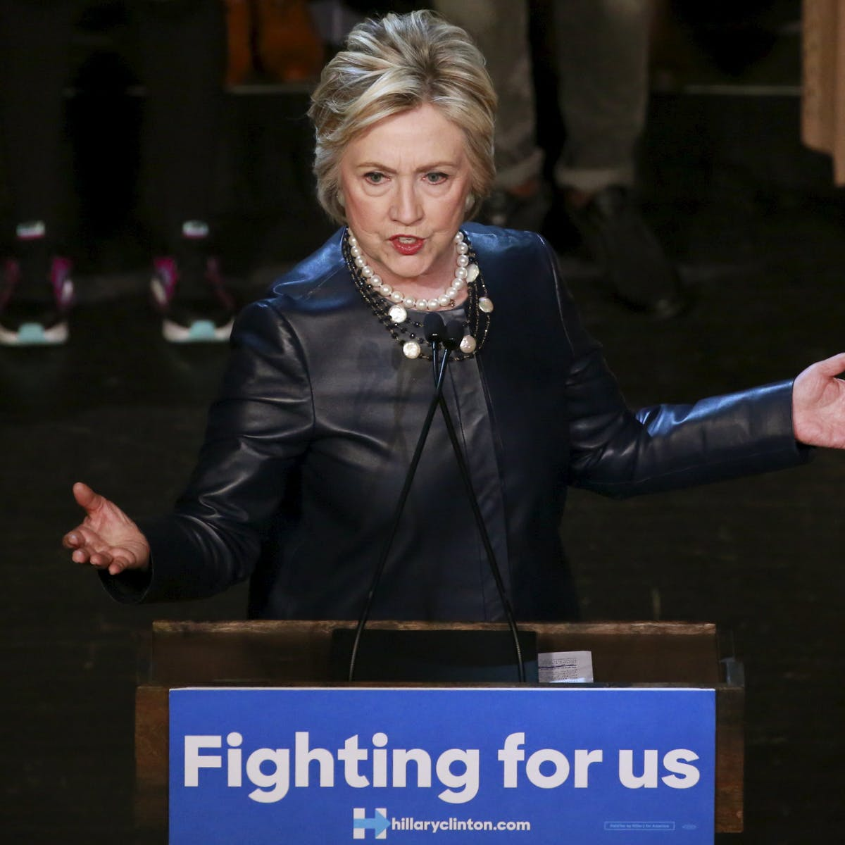 Hillary Clinton as president will not necessarily be a feminist coup