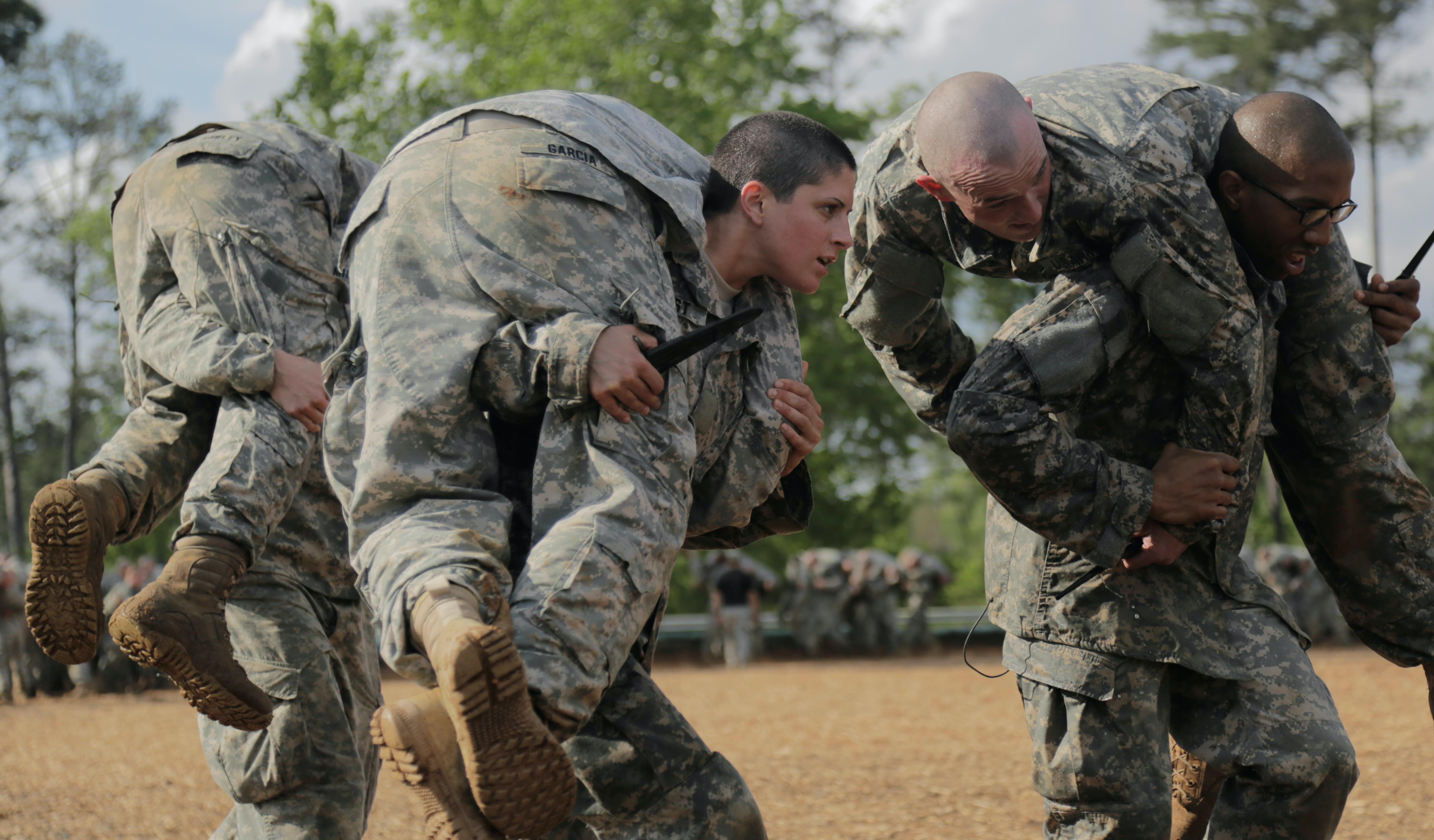 "the military draft should be opened up to women Army secretary john mchugh said monday that opening up all combat roles to women would push lawmakers to engage in an ""emotional discussion and debate"" about whether or not women should also be required to enter the draft."