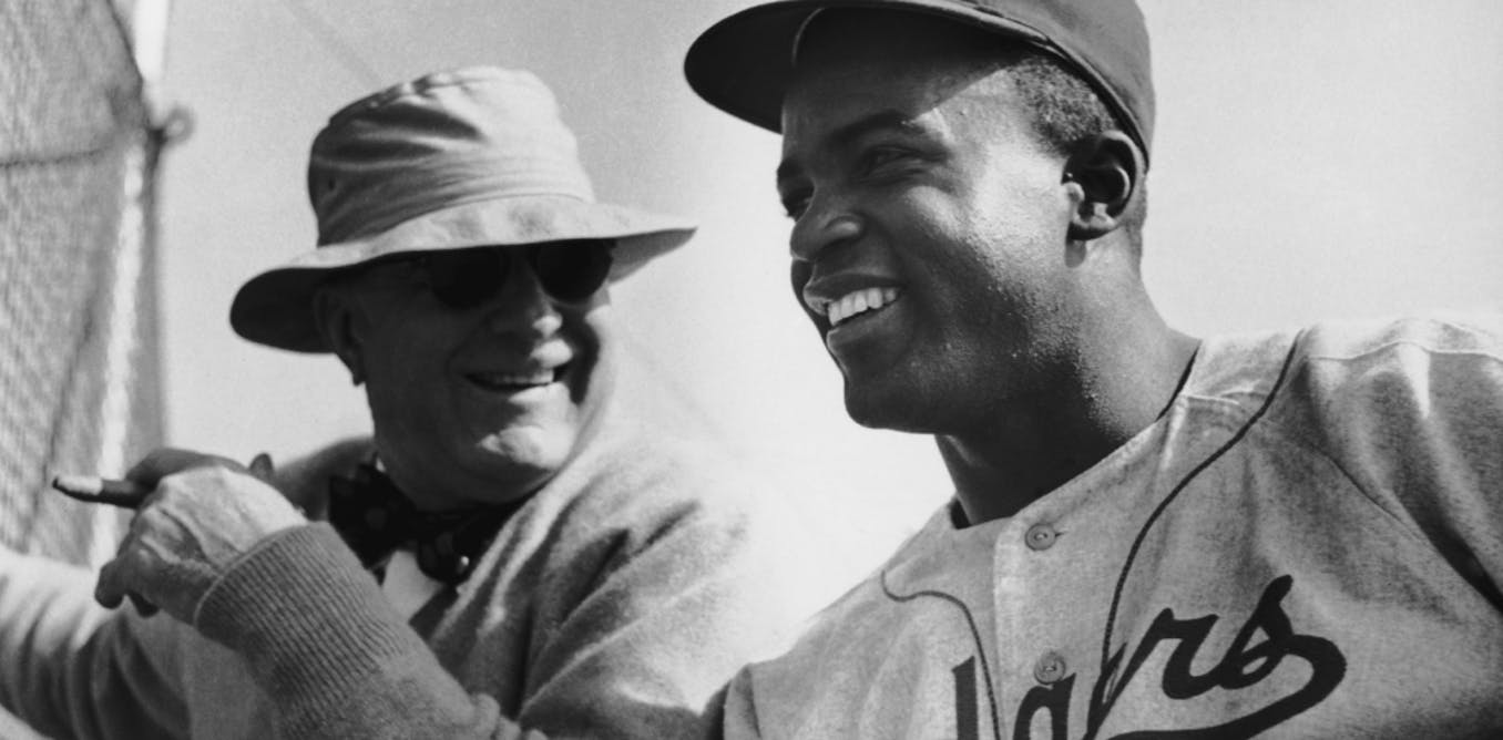 ff0dedea012 How politics played a major role in the signing of Jackie Robinson