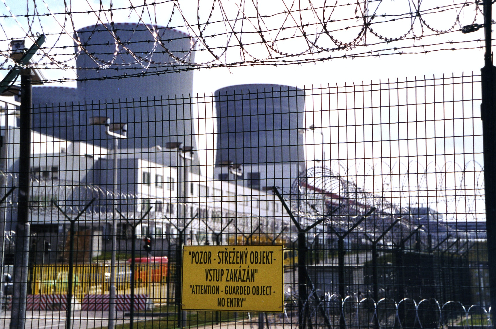 This Mom Is Nuclear Terrorist >> How To Protect Nuclear Plants From Terrorists