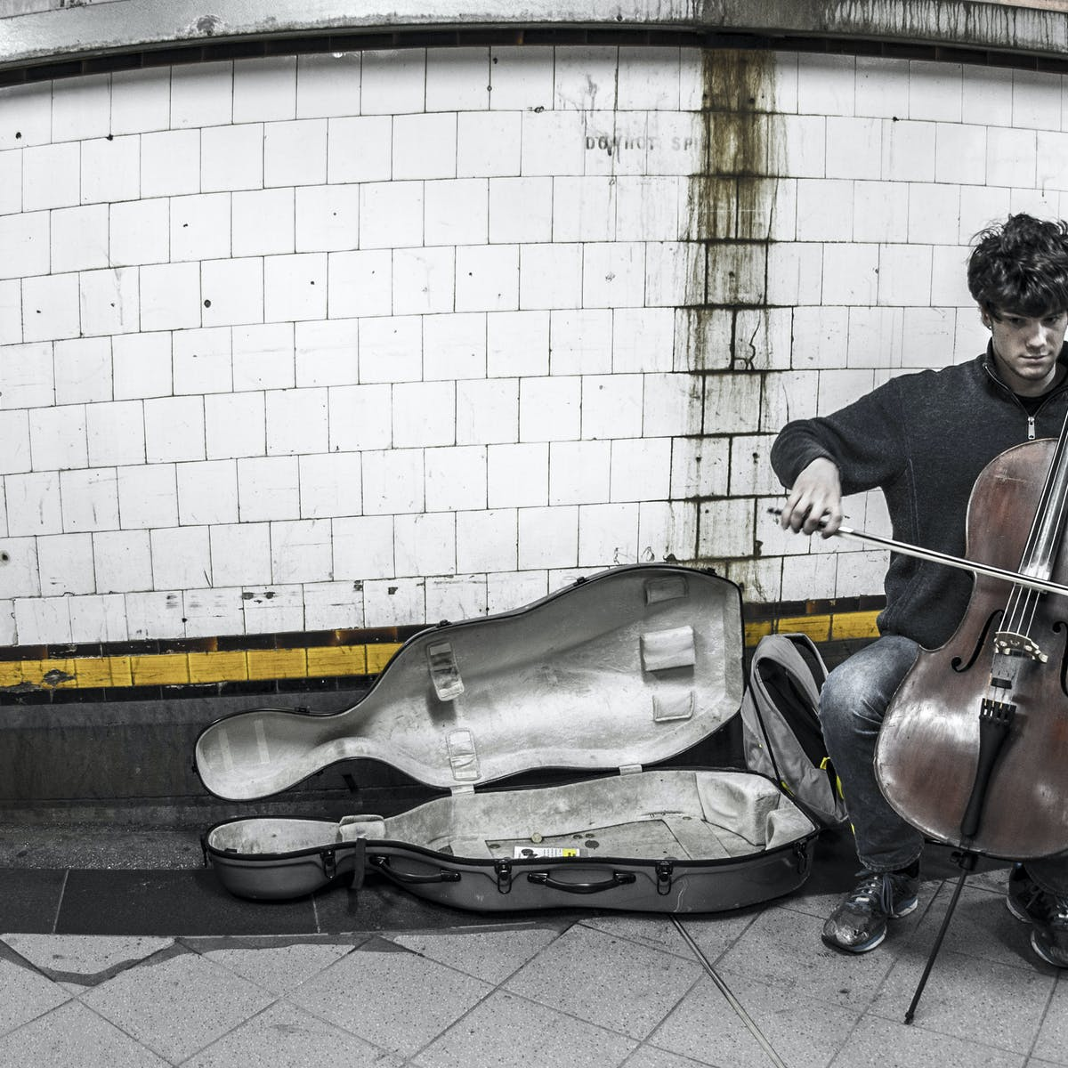 Buskers enrich our streets and laws don't have to hinder