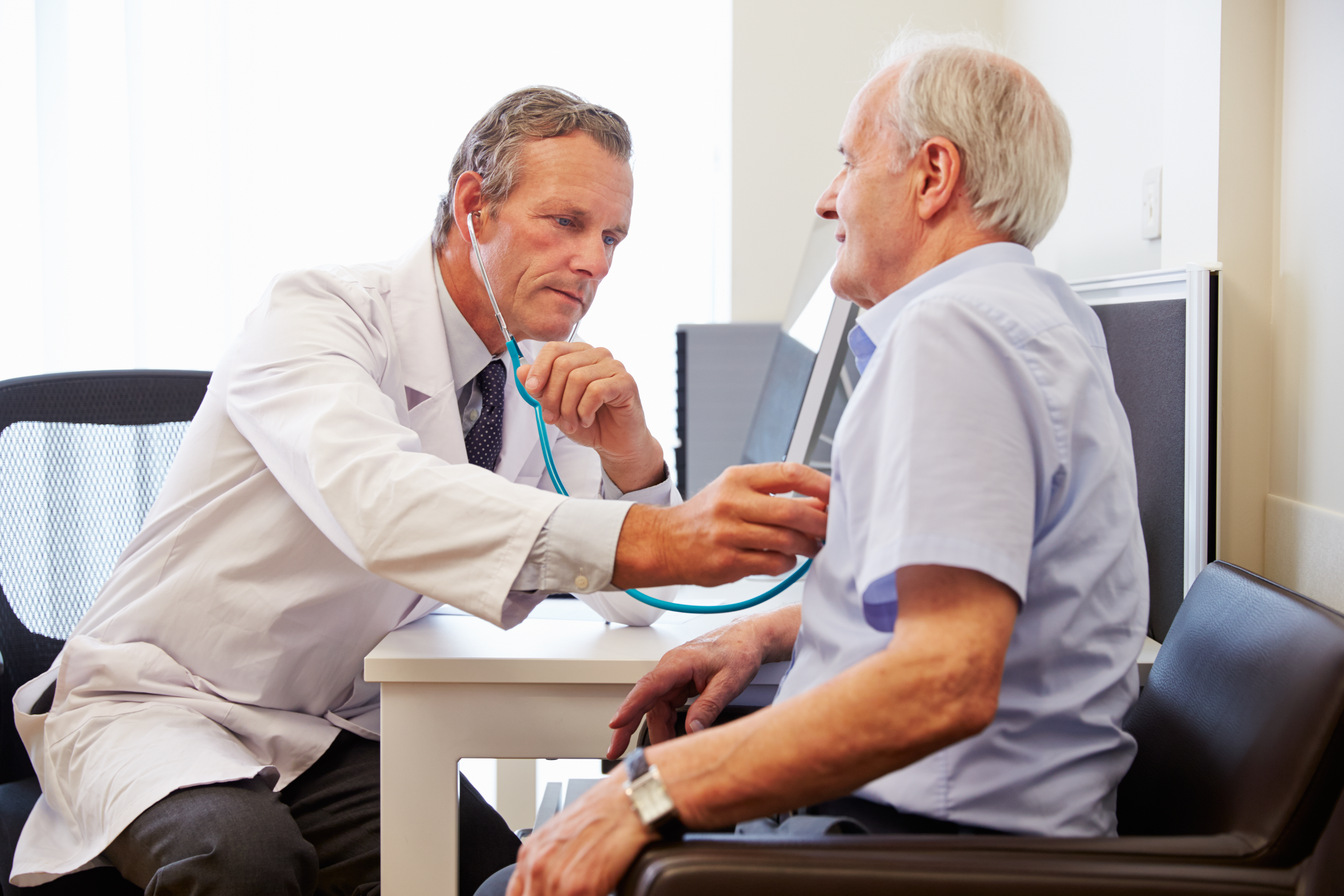 Men More Reluctant To Go To The Doctor  U2013 And It U0026 39 S Putting Them At Risk