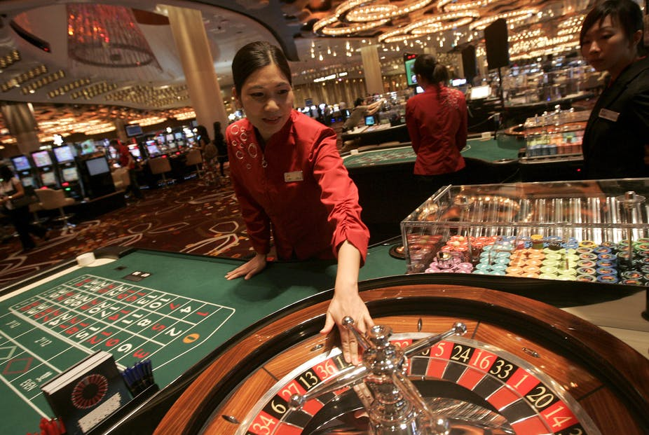 There's no such thing as a natural-born gambler